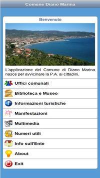 Diano Marina poster