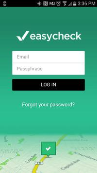 EasyCheck Pro poster