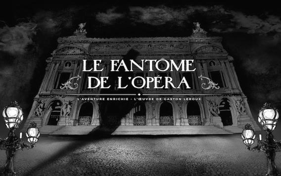 Le Fantôme de l'Opéra poster