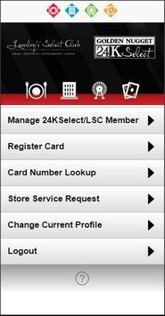 Manager's Loyalty App apk screenshot