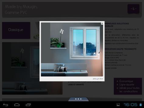 Catalogue Maugin apk screenshot
