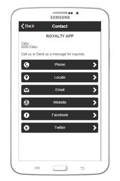 GT Royalty Spa apk screenshot