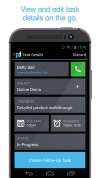Phonedeck for Salesforce apk screenshot