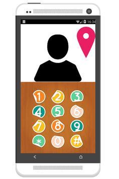 Phone Number Tracker GPS apk screenshot