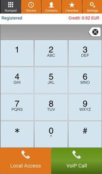 PhoneTel - Phone from anywhere apk screenshot