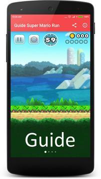 Guide For Super Mario Run poster