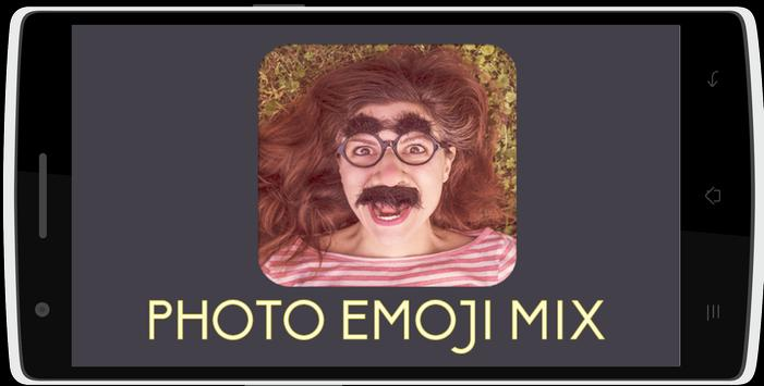Photo Emoji Mix poster