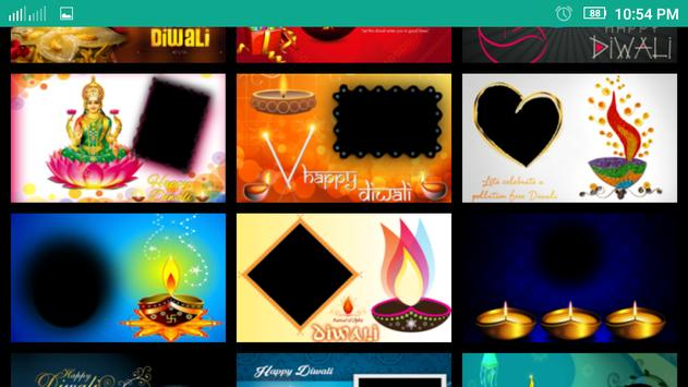 Diwali Photo Frames latest apk screenshot