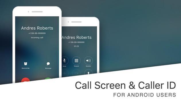 Call Screen - Caller ID poster