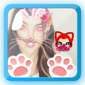 Animal Faceswap Snap Stickers icon