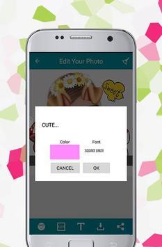 Animal Faceswap Snap Stickers apk screenshot