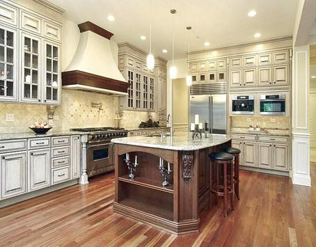 DIY Kitchen Cabinet Design poster