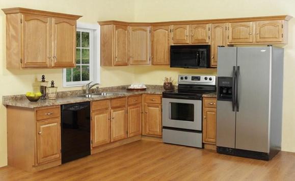 DIY Kitchen Cabinet Design apk screenshot