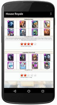 Guide Clash Royale Ultimate apk screenshot
