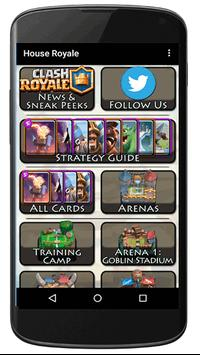 Top Guide FHX Clash Royale poster