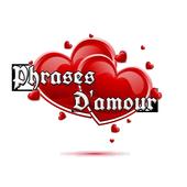 Phrases d'amour Francais icon