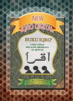 IQRO DIGITAL Complete poster