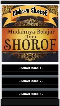 nahwu shorof complete ease apk screenshot