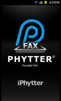 iPhytter FAX Android Edition poster