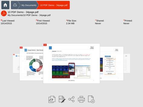 Smart Office 2 for Good apk screenshot