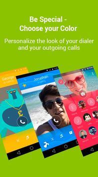 PicUP - Next Gen Phone Calls apk screenshot