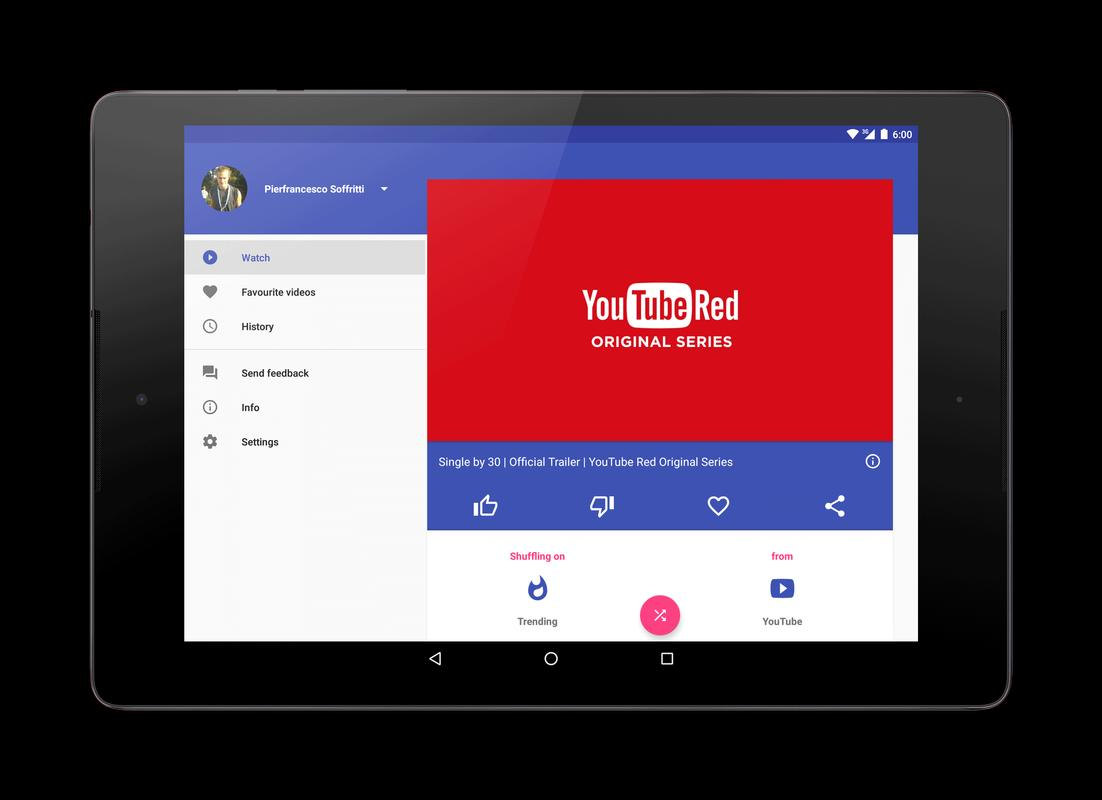 Shuffly For Youtube Apk Download Free Entertainment App