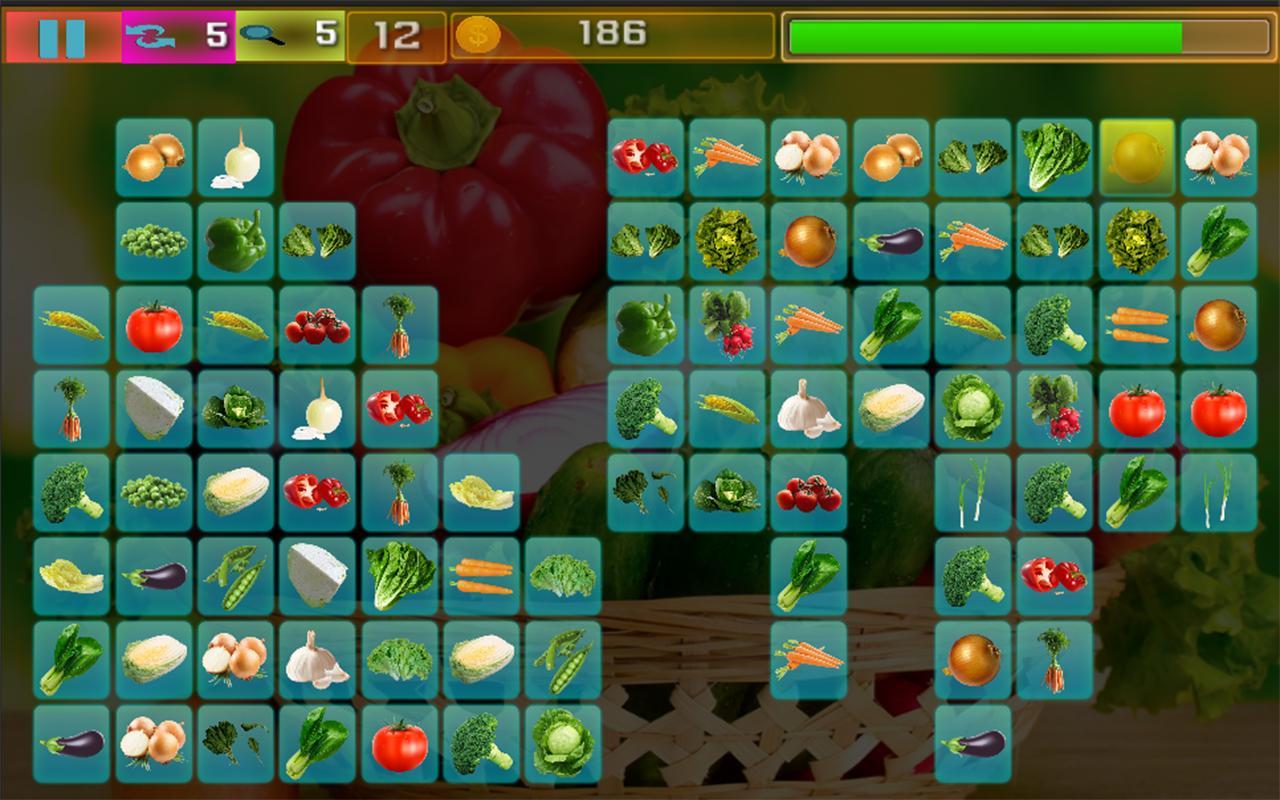 Game onet fruit -  Onet Connect Fruit Apk Screenshot