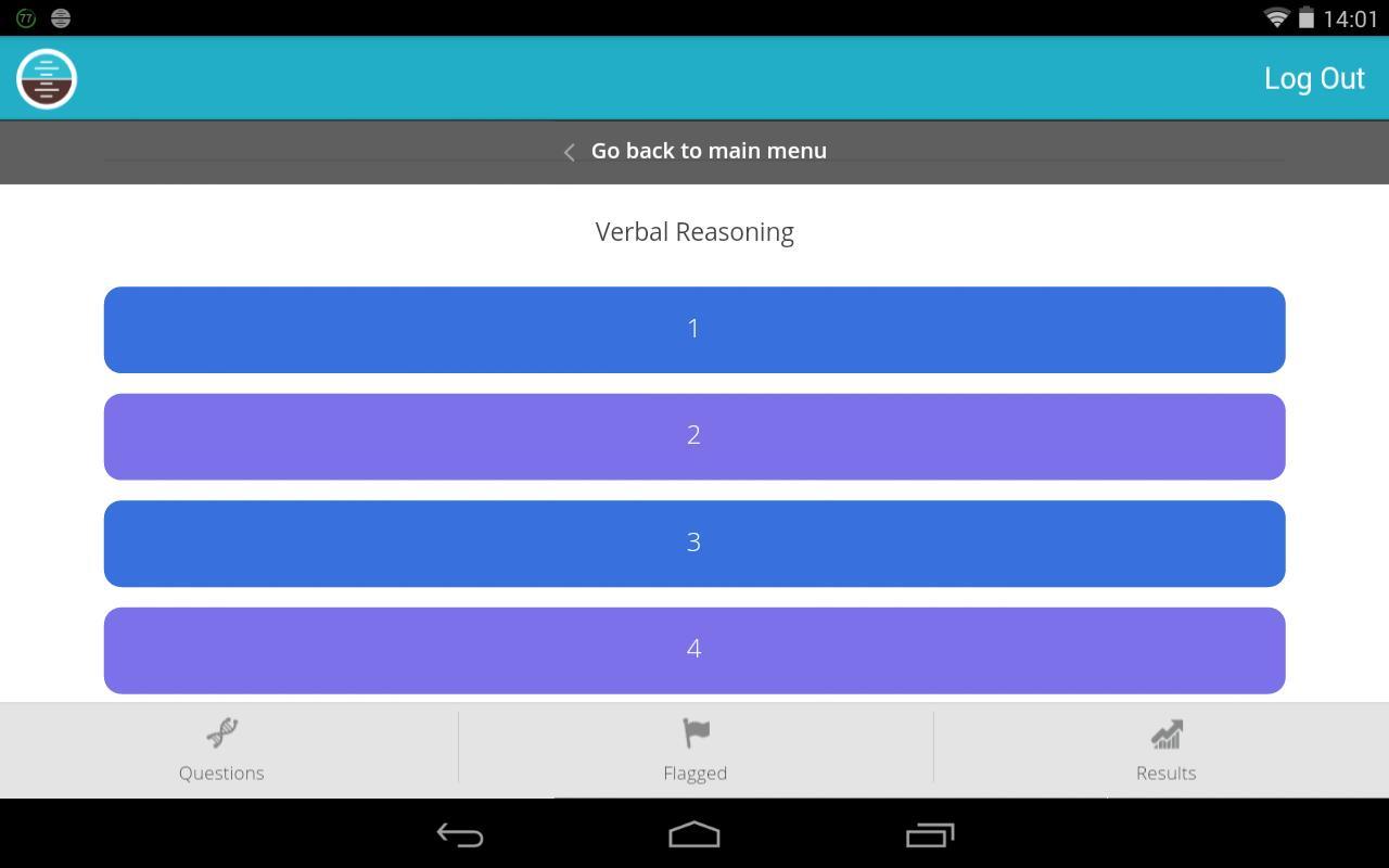 pilot aptitude test copilot apk education app for pilot aptitude test copilot apk screenshot