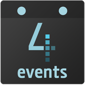 Network Digital4 - Events icon