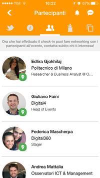 Network Digital4 - Events apk screenshot