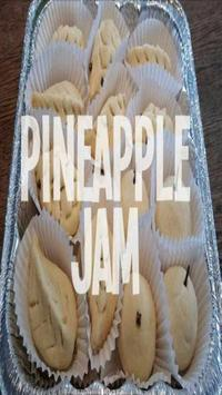 Pineapple Jam Recipes Complete poster