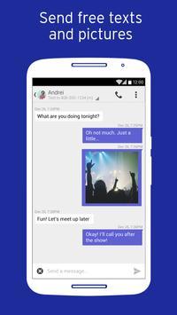 Sideline – Free Phone Number apk screenshot