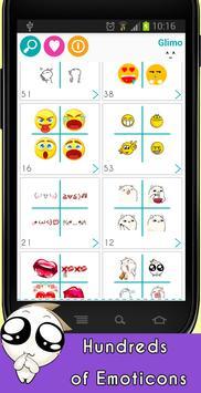 Glimo Animated Emoji Emoticon poster