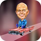 Pink Caddie Success Tracking icon