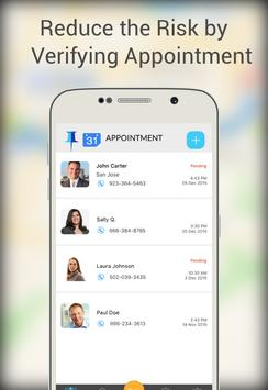 Pinpoint Appointment apk screenshot