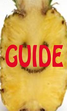 Guide Pineapple Face Mask apk screenshot