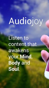 AA 12 Step Workshops Audio poster