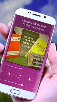 AA 12 Step Workshops Audio apk screenshot