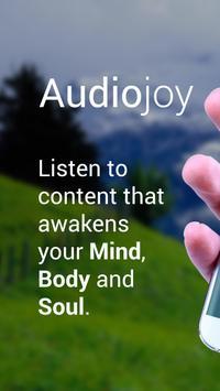 AA Big Book Audio poster