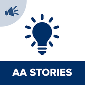 Alcoholics Anonymous Stories icon