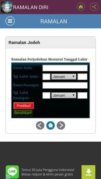 Ramalan Jodoh Terbaru apk screenshot