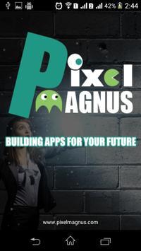 Pixel Magnus poster