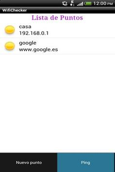 WifiChecker apk screenshot