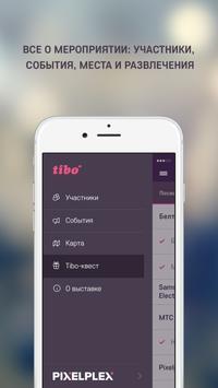 Tibo 2016 poster
