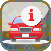 Vehicle Registration Info icon