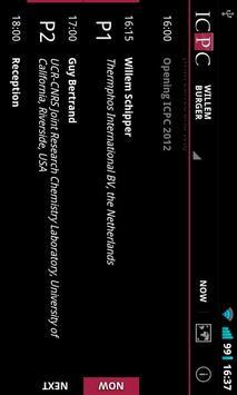 ICPC 2012 apk screenshot