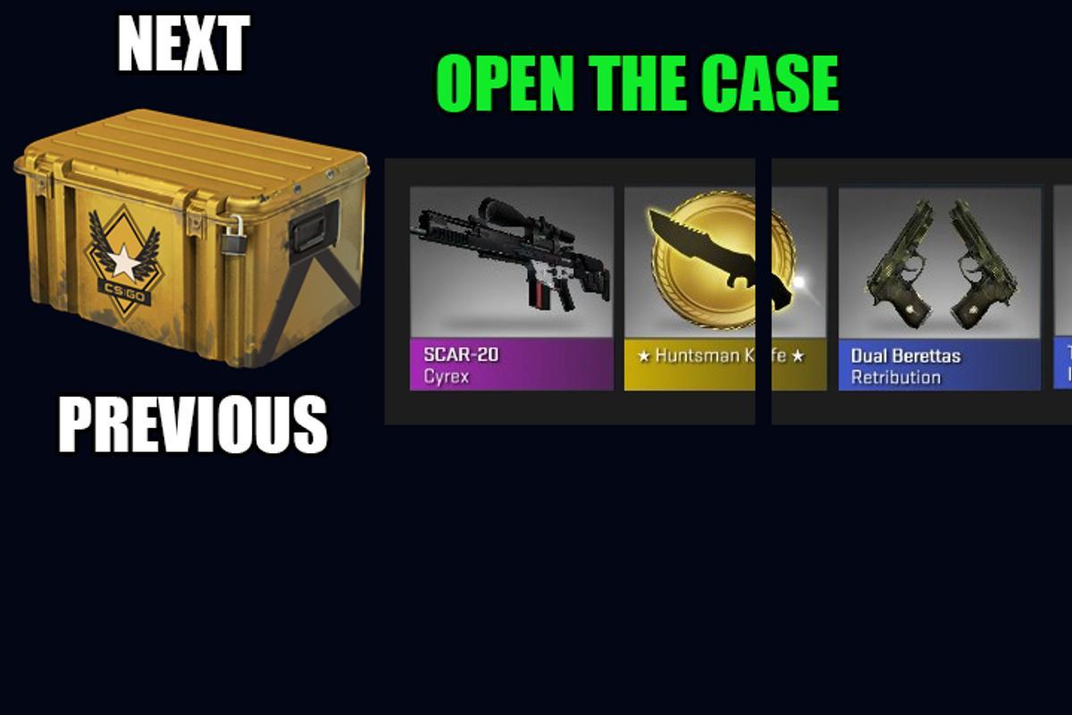 Cs:Go Case