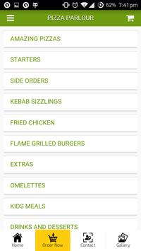 Pizza Parlour apk screenshot