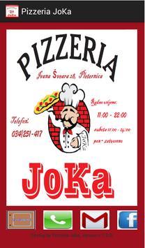 Pizzeria JoKa poster