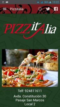 Pizzitalia poster
